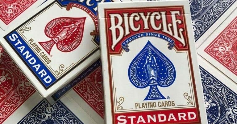 Tout savoir avant d'acheter des cartes de poker