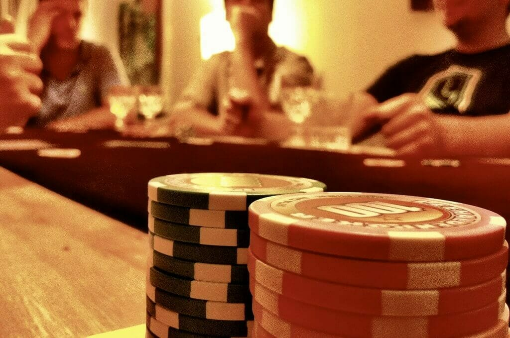 age or poker