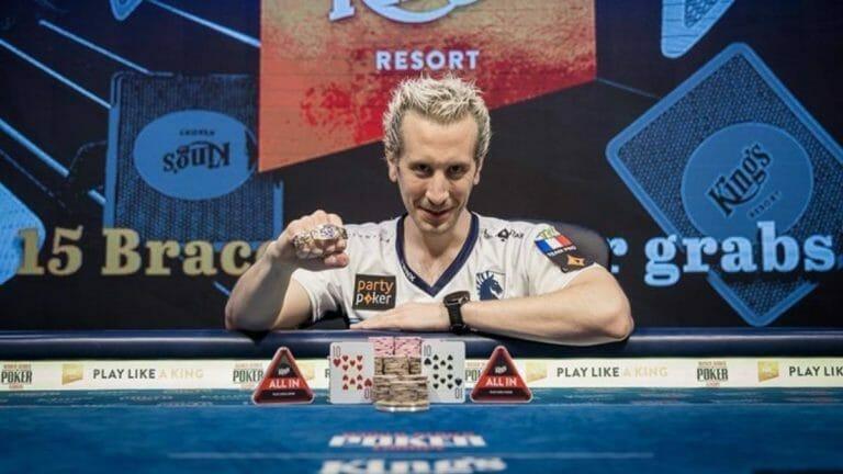 Qui sont les 10 meilleurs joueurs de poker français?